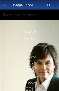 Joseph Prince - audio and podcast for PC-Windows 7,8,10 and Mac apk screenshot 1