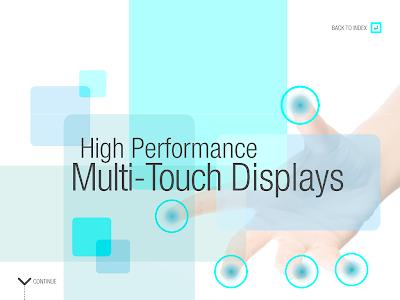3M™Multi-Touch screenshot 1