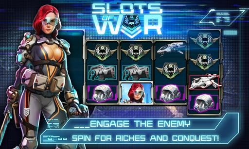 Slots of War: Modern Clash