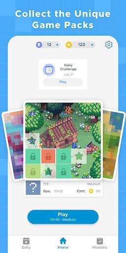 Nonogram - Picture Cross Puzzle Game screenshots 2