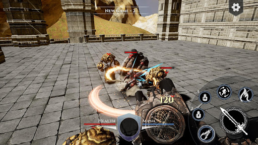 Code Triche Shadow Striker APK MOD screenshots 5