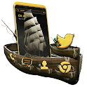 Sand Ship Launcher Theme icon