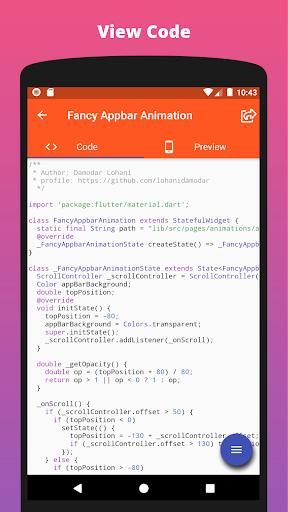 Flutter UI Challenges 3.0.92 screenshots 1