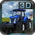 Racing Tractors: Farm Driver icon