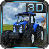 Racing Tractors: Farm Driver Android APK Download Free By Transylgamia