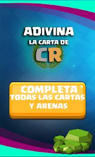 Adivina la Carta y Arena de CR - náhled
