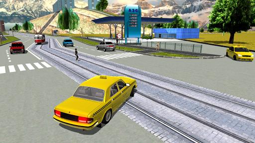 Russian Taxi Simulator 2016 2.1.1 screenshots 6