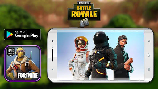 Fortnite Battle Royal Game Wallpapers for PC
