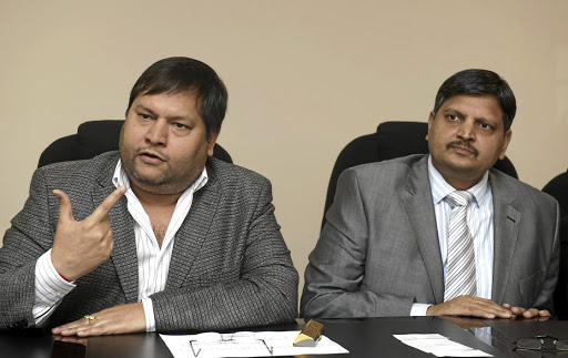 Countdown: The Gupta brothers will be called as witnesses in the parliamentary inquiry into Eskom, which has been widened to include state capture as it affects the Department of Public Enterprises and state-owned enterprises. Picture: SUPPLIED