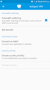 AndroVPN - Fast VPN Proxy & Wifi Privacy Security- screenshot thumbnail