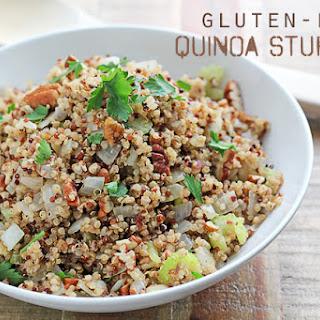 Gluten-Free Quinoa Stuffing.