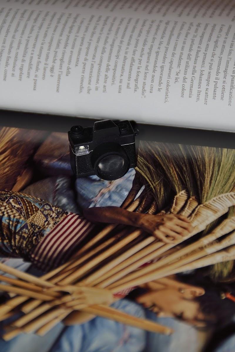 Il libro è la penna di Daniele Valentini