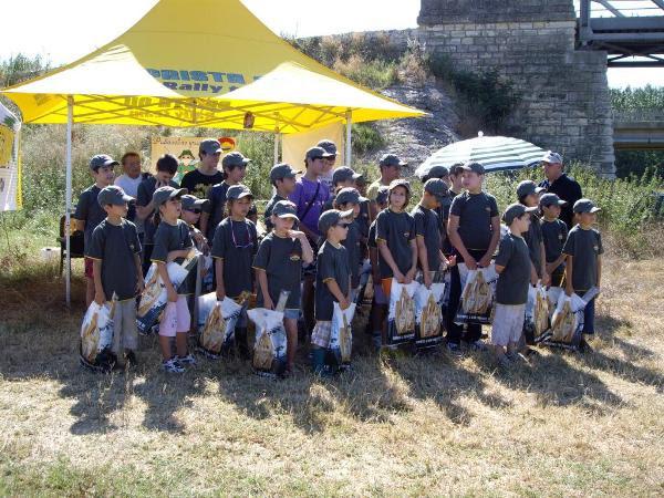 Риболовно училище 'Млади Видри' - село Ценово - 05.Юли.2008