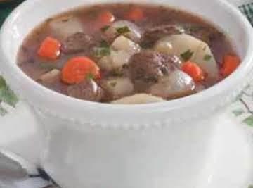 Very Irish Stew