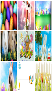 Easter Greeting Cards Maker screenshot 0