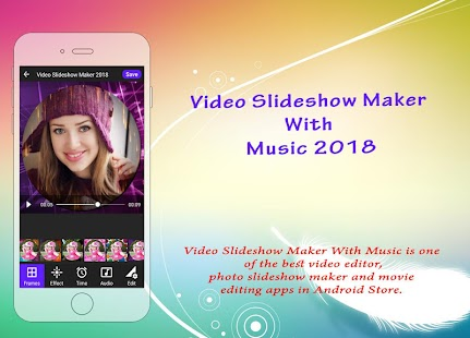 Video Slideshow Maker With Music 2018 - náhled