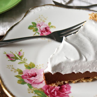 Chocolate Cream Pie [Vegan, Gluten-Free]