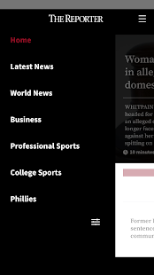 The Reporter for Android- screenshot thumbnail