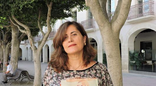 La concejala del PSOE en el Ayuntamiento de Almería, Carmen Aguilar.
