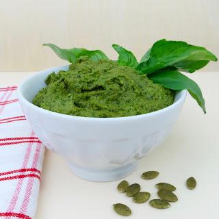 Paleo Pumpkin Seed Pesto Recipe