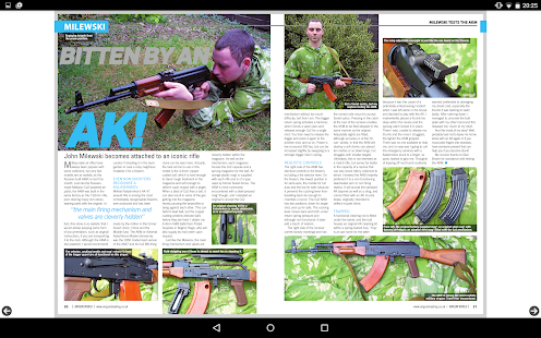 Airgun World Magazine- screenshot thumbnail