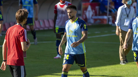 """David Costas: """"El árbitro nos ha quitado dos puntos"""""""