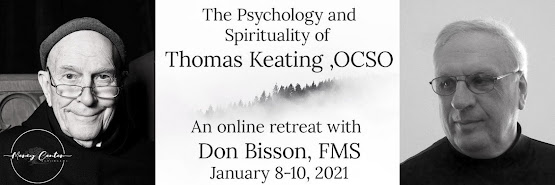The Psychology and Spirituality of Thomas Keating, OCSO: an Online retreat with Don Bisson, FMS