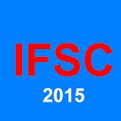 Ifsc code 2015