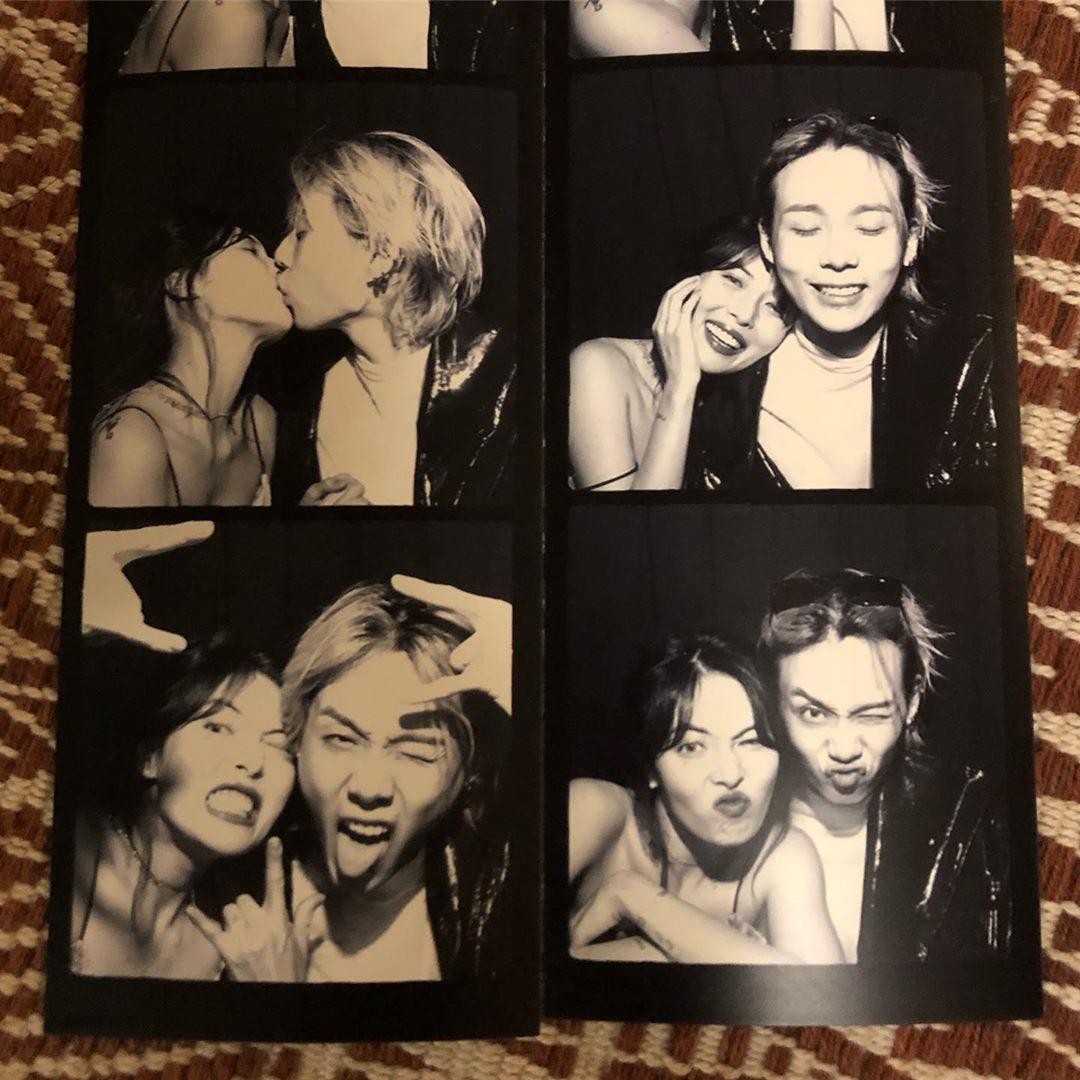 hyuna dawn kiss 1