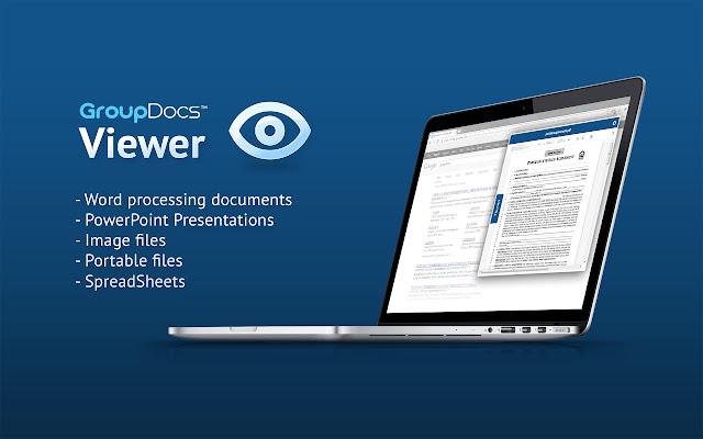 GroupDocs Online Document Viewer Plugin