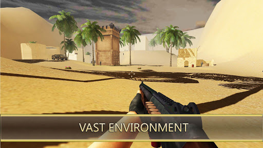 Desert Hawks: Soldier War Game screenshots 5