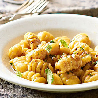 Butternut Squash Gnocchi with Herbed Brown Butter