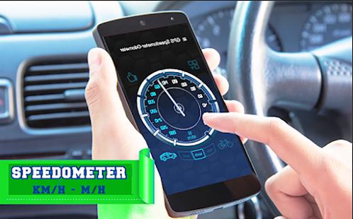 GPS Speedometer Odometer -Trip Meter - náhled