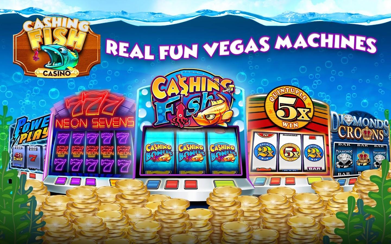 free casino games fish