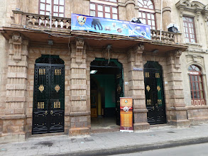 Photo: Ambato Science Museum facade