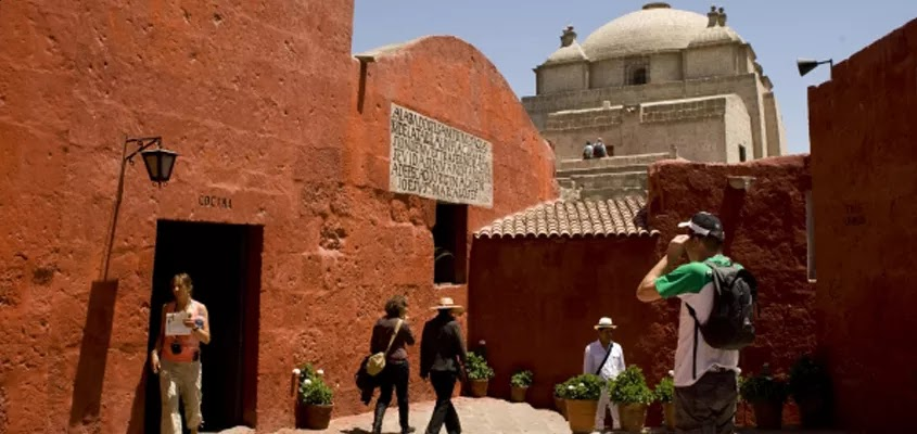 Turismo | CITY TOUR AREQUIPA