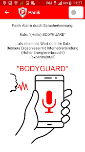 "SOS Emergency ""GPS BodyGuard""- screenshot thumbnail"