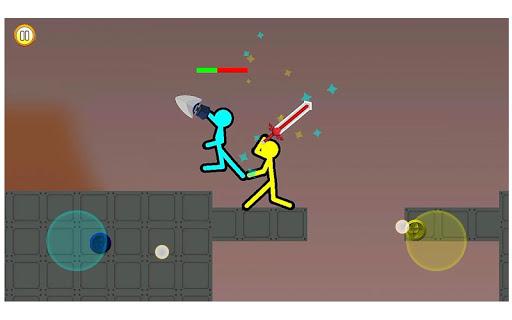 Code Triche Stickman Battle Supreme - Stickman Warriors 2020 mod apk screenshots 5