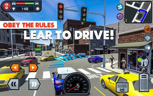 ud83dude93ud83dudea6Car Driving School Simulator ud83dude95ud83dudeb8  screenshots 7