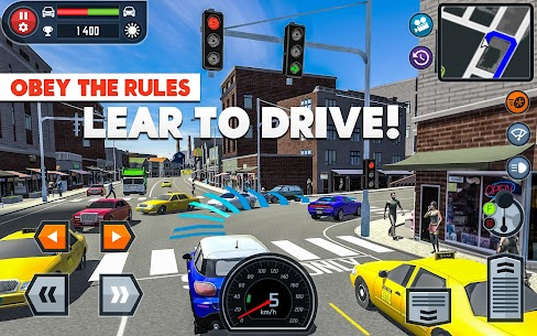🚓🚦Car Driving School Simulator 🚕🚸 App Download For Android and iPhone 7