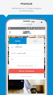 Logic-immo.com – Achat et location immobilier - náhled