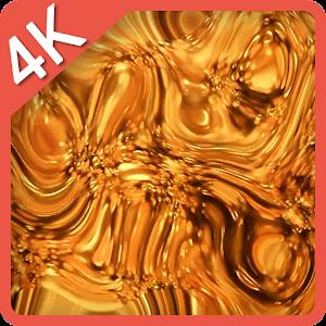 Gold Anti-stress Glitter LWP