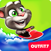 Download Talking Tom Jetski APK on PC