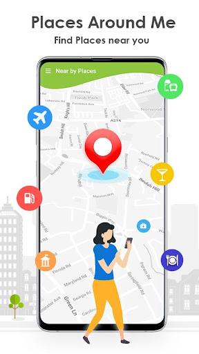 Live Mobile Location & Find Distance screenshot 4