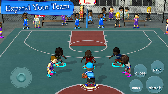 Street Basketball Association 1