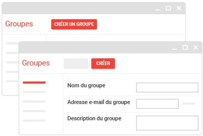 Créer un groupe Google pour votre équipe