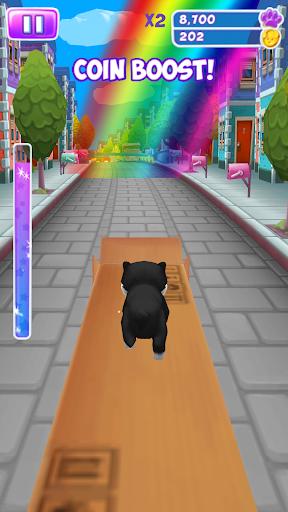 Cat Simulator - Kitty Cat Run apkpoly screenshots 8