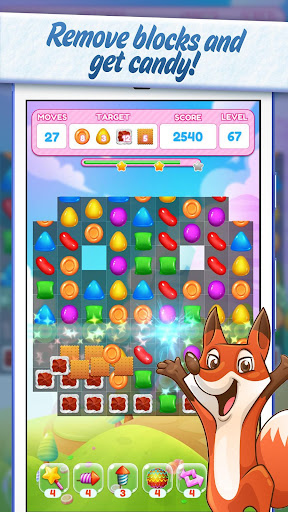 Sweet Candy Yummy ud83cudf6e Color Match Crush Puzzle 1.1.0 androidappsheaven.com 9