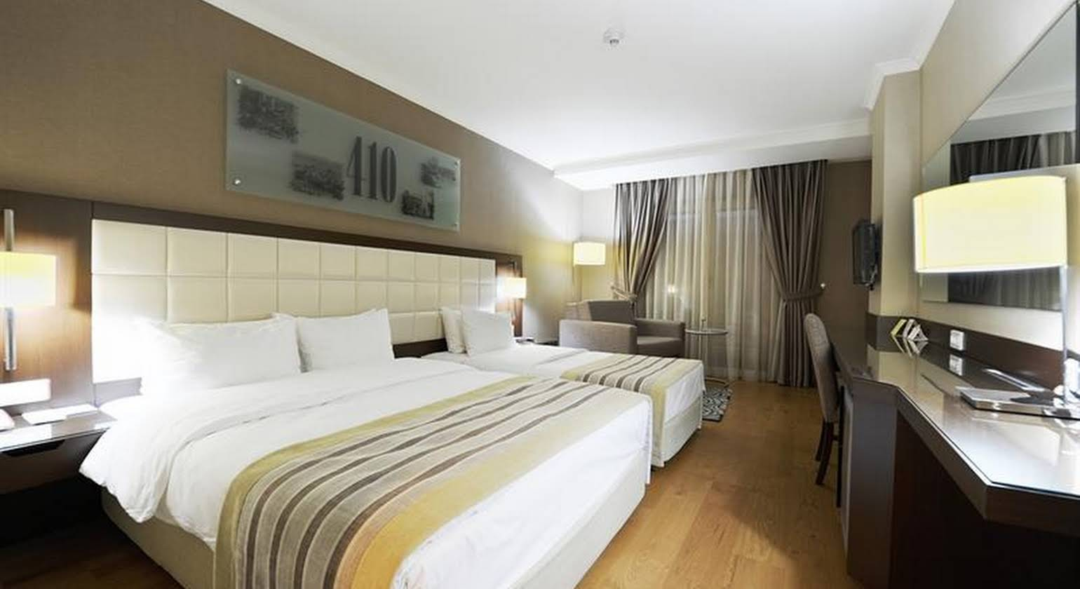 Kent Hotel Istanbul Old City