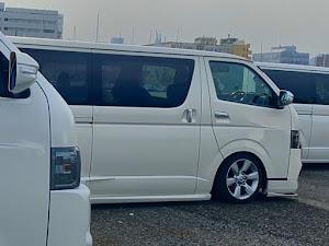 ハイエースワゴン TRH219W 令和元年 ワゴンGL 4WDのカスタム事例画像 Naoyaさんの2020年03月22日21:03の投稿